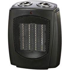 Pro Fusion Heat Watt Black Ceramic Portable Heater for sale online Garage Heater, Portable Electric Heaters, Portable Heater, Best Space Heater, Tower Heater, Electric Fireplace Heater, Infrared Heater, Outdoor Heaters