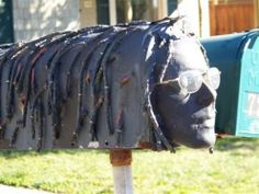 Funny Mailboxes | Weird and Wild Mailboxes