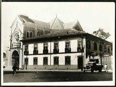 1947 - Igreja da Consolação.