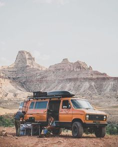 Would you give vanlife a shot or are you set on a built overland rig? #overlandkitted @briannamadia http://ift.tt/2p8PNFj