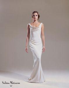 Josephine Dress Sabina Motasem Motasemcouk Bridalwear Coolbride