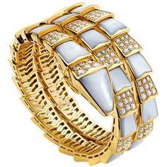 Bvlgari triple bracelet