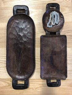 Wooden trays Wooden Trays, Safari Decorations, Interior Styling, Interior Design, Curtains With Blinds, African Safari, Retail Shop, Delft, Wooden Serving Trays