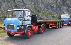 Scania Vabis LB76 | by Carricklad Vintage Vans, Vintage Trucks, Cool Trucks, Big Trucks, Bedford Truck, Old Lorries, Truck Transport, Swedish Brands, Commercial Vehicle
