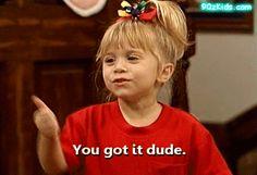 HUH? Mary-Kate en Ashley Olsen moesten dus kunstgebitten(!) dragen tijdens Full House | ELLE