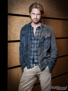 Gerard Butler Jumps Channing Tatum in White House Movie Race