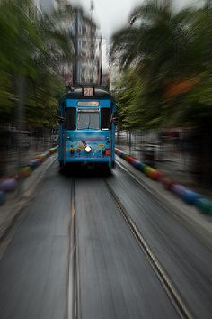 """""""tram"""" (TATRA GT6) by e"""
