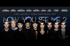 You gonna be clappping your hands a lot of times during this movie because of the wonderful acting and marvelous magic tricks. You don't want to miss #NYSM2 Now You See Me 2 now showing @GenesisCinemas Lagos Abuja Portharcourt and Warri. #Movie #Fun #Magic #Magician #Magictricks #Family #Cinemas #GenesisExperience