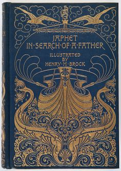 Arts & Crafts Stamped Book Cover DesignBlackwell, The Arts & Crafts House, Bowness-on-Windermere, Cumbria LA23 3JT