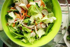 Raw till dinner: one way to start a raw diet.