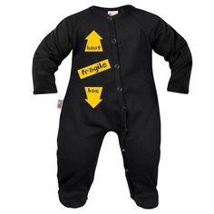 98f543a304084 Pyjama bébé original   FRAGILE (7 coloris au choix) Chef Jackets
