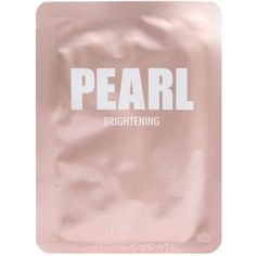 Lapcos Pearl Brightening Mask (€5,12) ❤ liked on Polyvore featuring beauty products, skincare, face care, face masks, beauty, makeup, fillers, cosmetics, rose and face mask