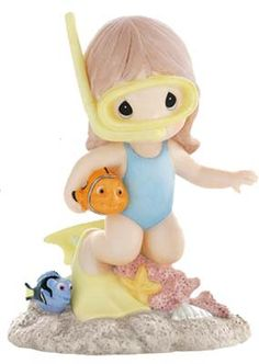 disney Precious Moments figurines | Your WDW Store - Disney Precious Moments Figurine - Friends Help You ...
