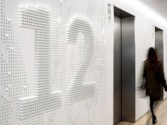Dark Side of Typography — (via Westpac Australian Headquarters Environmental...