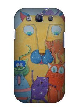 Phone Cases Galaxy S3 di LiuLab su Etsy