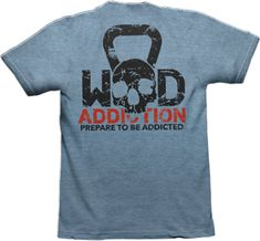 www.wodaddiction.com  crossfit apparel for men and women Fronning.  Beast mode. Crossfit. Train. WOD.
