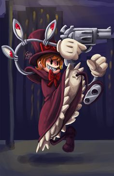 Peacock (Skullgirls)