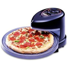Presto 03430 Pizzazz Plus Rotating Oven ** Details can be found by clicking on the image.