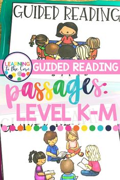 Are you stressed out about finding the best resource for your Guided Reading groups? My Level K-M bundle is a great resource to use throughout the year to help your students practice reading text at their instructional level. The lesson plans, passages and response questions are perfect for 15-20 minute guided reading lessons. Check out my Level K-M savings bundle for your Guided Reading groups now!