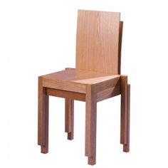 CADEIRA C3  Chair without arms: child & adult  Dimensions child chair: 600mm height 300mm depth 300mm width  Finishes: Beech