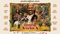 2021-03-05: Coming 2 America