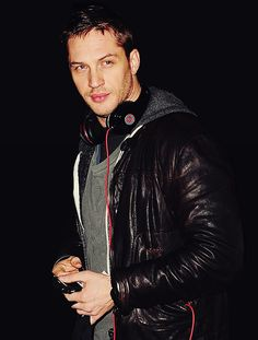 Tom Hardy is goregeous