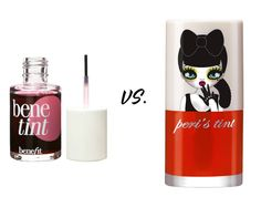 I guess it's the packaging that hit me.  Oooh, I have to find  one! (Peripera peri's lip tint via soompi.com)