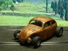 Mi colección de SLOT VW RAT ROD