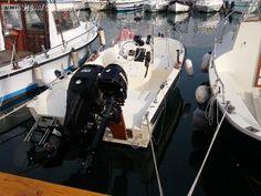 Open 470 Willy Boat #autosvuotante in #ottimo stato #motorizzato con #40/60HP #Mercury EFI #quattro tempi #appena #revisionato più #motore #ausiliario ... #annunci #nautica #barche #ilnavigatore