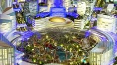 Dubai's Mall of the World, temperature-controlled city | World's Largest Mall