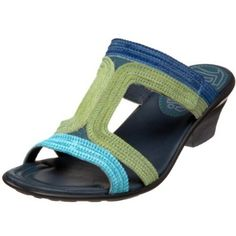 I need to hunt down these Think sandals