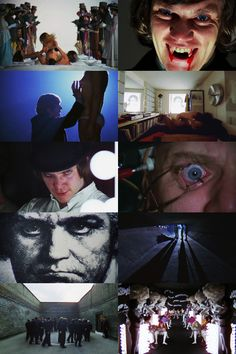 A Clockwork Orange (Stanley Kubrick, 1971)