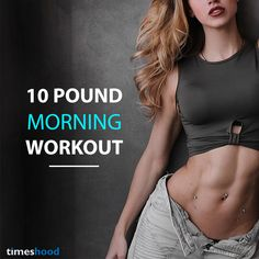 Its not easy to lose 10 pounds at all. It takes time to do that. Do these morning work outs to lose 10 pounds in 2 weeks. 3 Week Workout, Morning Workout Routine, Early Morning Workouts, Workout Challenge, Fat Workout, Workout Plans, Exercise Plans, Woman Workout, Health Blog