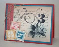 Vintage Postage Due by topspin - Cards and Paper Crafts at Splitcoaststampers