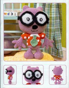 LA Wow Wow Wubbzy Crochet Friends - http://knits4kids.com/collection-en/library/album-view?aid=36162