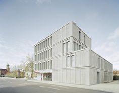 Bau der Woche: KSK Kompetenzcenter Süßen - Dauner Rommel Schalk Architekten