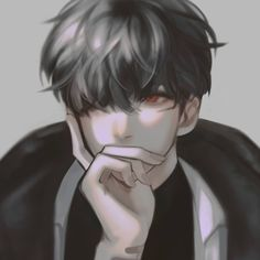 You are in the right place about anime dessin couple Here we offer you the most beautiful pictures a Dark Anime Guys, Cool Anime Guys, Handsome Anime Guys, Cute Anime Boy, Anime Boys, Couple Sketch Drawing, Boy Drawing, Drawing Reference, Gato Anime