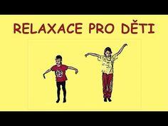 Relaxace pro deti School Sports, Relax, Exercise, Education, Youtube, Reading, Children, Fitness, Literatura