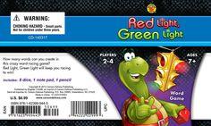 Red Light, Green Light! on Behance