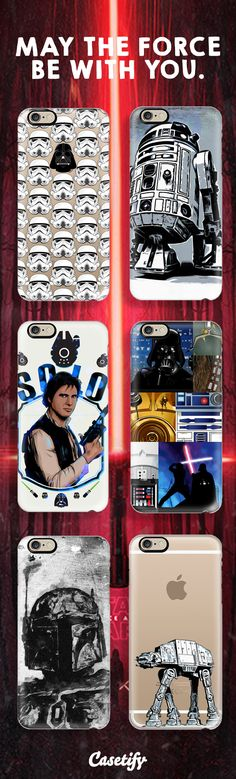 May the force be with you. #StarWars #theforceawakens  Tap the link here https://www.casetify.com/artworks/SoqYzo55Rj to shop this #phonecase