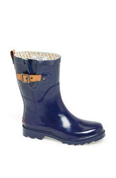 Chooka 'Top Solid Mid Height' Rain Boot (Women) | Nordstrom