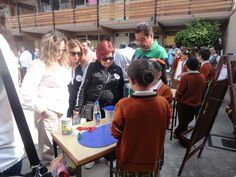 Feria de Ciencias 2016 5o de Primaria (Science Fair)