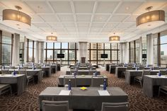 Enjoy your meeting with a view in our 39th floor Penthouse Ballroom. www.wyndhamgrandchicagoriverfront.com