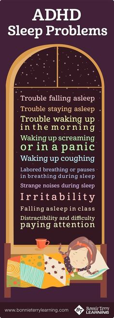 49 best ADHD  Sleep images on Pinterest Interesting facts, Adhd