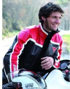 Guy Martin. One of the nicest blokes, with a grin to die for. Anyone not watching Speed,do so!