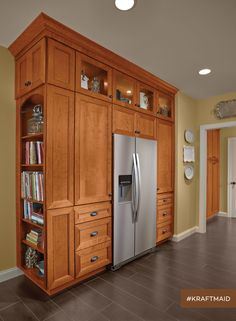 Pantry Cabinets Cherry Cabinets Modern Kitchens Pantries Kitchen Remodel Kitchen Ideas The Cherries For Life Separate