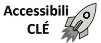 Une CLÉ USB contenant des ressources et logiciels gratuits pour les élèves ayant des besoins particuliers.