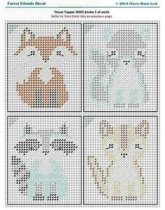 Discover recipes, home ideas, style inspiration and other ideas to try. Plastic Canvas Coasters, Plastic Canvas Tissue Boxes, Plastic Canvas Crafts, Plastic Canvas Patterns, Cross Stitch Cards, Cross Stitch Baby, Cross Stitch Animals, Cross Stitching, Baby Embroidery
