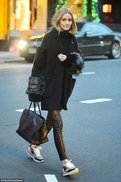 Olivia Palermo out in New York City | THE OLIVIA PALERMO LOOKBOOK | Bloglovin'