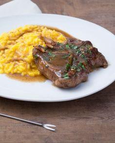 My Recipes, Italian Recipes, Milanesa, Fett, Carne, Steak, Meals, Dinner